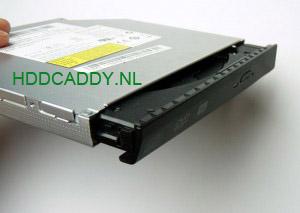 Een laptop DVD speler