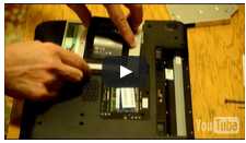 HDD Caddy Dell Inspiron N5010 15 15R video