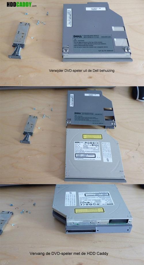 Dell D600 D620 D630 D830 caddy