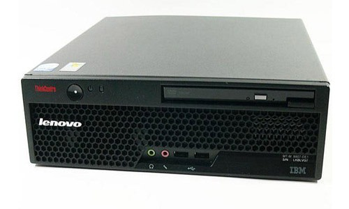 Upgrade Small Factor Form (SFF) PC Lenovo ThinkCentre M55 met SSD ...