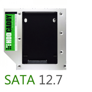 12.7mm universeel hdd caddy