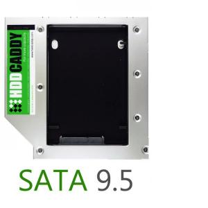 SATA universeel HDD Caddy 9.5mm