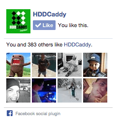 facebook hdd caddy